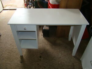 White desk ...just reduced to $50.00...