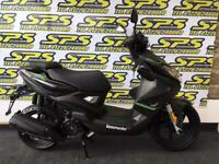 Lexmoto Enigma 125cc 4 stroke PRE ORDER Middle November scooter/moped