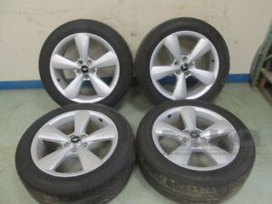 For Sale Factory Mustang Rims and Tires