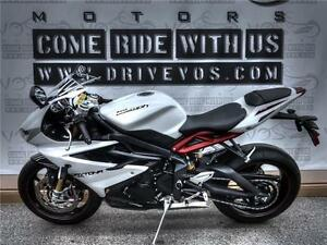 2014 Triumph Daytona 675R - V1725 -**Financing Available