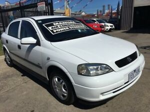 2003 Holden Astra TS City 5 Speed Manual Hatchback Brooklyn Brimbank Area Preview