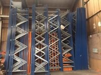 HiLo Pallet Racking in Mint Condition - Industrial Shelving For Pallets Ready To Install
