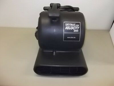 Air Mover Carpet Floor Dryer Blower Drymax Velocity 2455 3 Speeds 12 Hp Motor