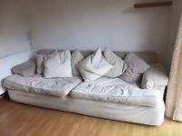 Free 4-5 Seater Couch in Sandhurst Area - Good condition £1500 brand new!