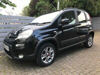 Fiat Panda 1.3 MultiJet 4x4, Very Scarce Model, A Fabulous Compact 4 Wheel Drive, Fab MPG Diesel