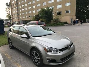 2017 Volkswagen Golf Wagon
