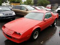 1986 Chevrolet Camaro Berlinetta *514-249-4707*