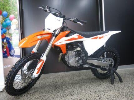 2018 KTM 450 SX-F Off Road Bike 449cc Ringwood Maroondah Area Preview