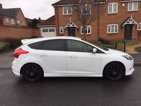 FORD FOCUS 1.6 TDCI ZETEC S, MILEAGE: 97K, MOT: APRIL 2019, 2 KEYS £20 YEAR TAX