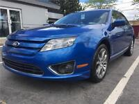 2012 Ford Fusion SEL AWD CUIR TOIT OUVRANT