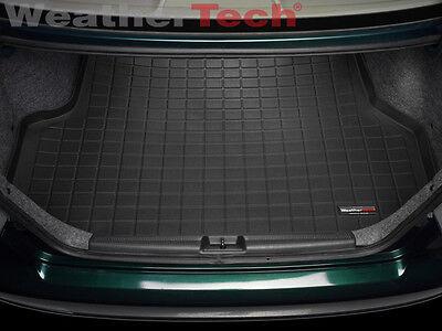 (WeatherTech Cargo Liner Trunk Mat for Honda Civic - 2001-2005 - Black)