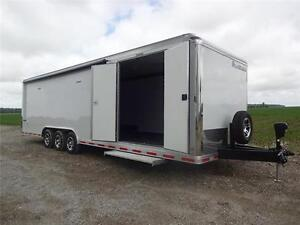 Cargo Express TANDEM 5200 Axle PRO-GT RACE TRAILER!ORDER TODAY!! London Ontario image 5