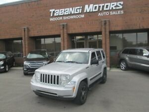2009 Jeep Liberty SPORT | 4X4 | BLUETOOTH | ALLOYS