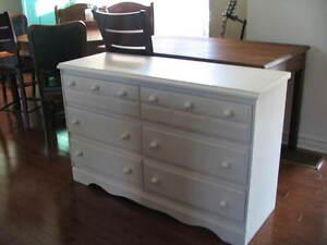 6 drawer pine dresser