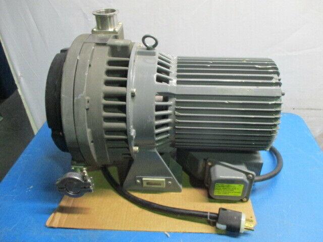 Edwards ESDP30A Dry Scroll Pump, Yaskawa EN-8ZT Induction Motor, Omron, 101199