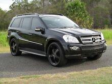 2008 Mercedes-Benz GL320 CDI X164 320 CDI Black 7 Speed Sports Automatic Wagon Stapylton Gold Coast North Preview
