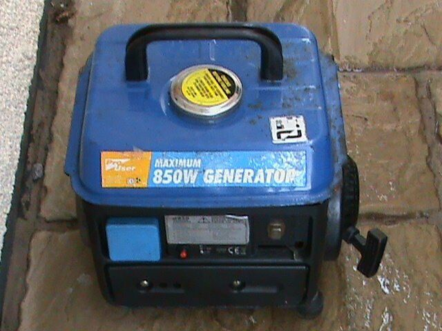 Pro User G850w Generator  | in Ystradgynlais, Swansea | Gumtree