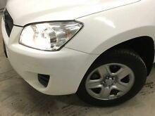 2011 Toyota RAV4 ACA33R 08 Upgrade CV (4x4) White 4 Speed Automatic Wagon Coonamble Coonamble Area Preview