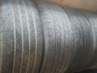 225/50r17 michelin set of 4 tires