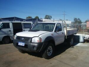 2008 Nissan Navara D22 DX 5 Speed Manual 4x4 Trayback Kenwick Gosnells Area Preview