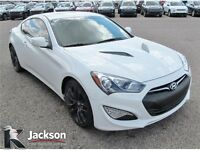 2013 Hyundai Genesis Coupe GT- One Owner, Manual, Sunroof