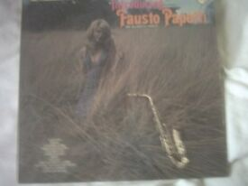 Vinyl LP Introducing – Fausto Papetti Philps 6381 002 Stereo 1970's