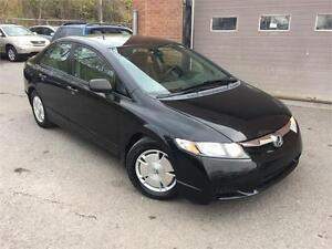 HONDA CIVIC DX-G 2009 MAGS/CRUISE CONTROL/AC !