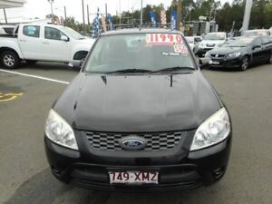 2011 Ford Escape ZD MY10 Black 4 Speed Automatic Wagon