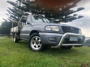 2006 Mazda Bravo B2500 DX 4x2 Graphite 5 Speed Manual Cab Chassis South Burnie Burnie Area Preview