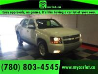Z71 PACKAGE 2011 Chevrolet Avalanche  YOU ARE APPROVED