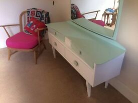 Vintage 50s/60s dressing table drawers