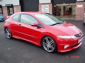2008 Honda Civic 2.0i V-Tec Type R GT 3dr ****STUNNER****