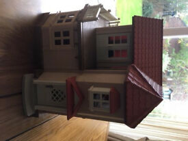 Sylvanian Family House with Accessories