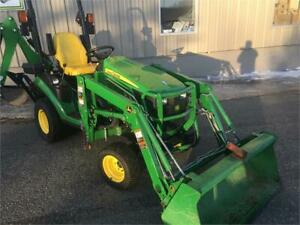 NEW! JOHN DEERE 5055E TRACTOR PACKAGE WITH LOADER   Farming