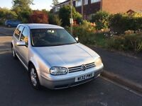 VW GOLF 1.9 GT TDI *10 months MOT* New water pump / cambelt & battery