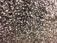 Slate Grey Carpet Remnants - 5x4 £160