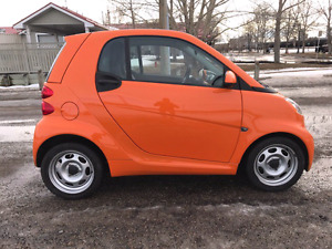 2012 Smart car for two!!! 47 km!!!
