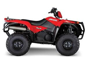 Suzuki KingQuad 750 Special Edition West Island Greater Montréal image 1