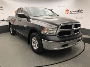 2014 Ram 1500 SXT 4x4 Quad Cab - low kms