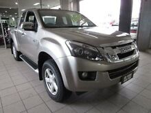 2014 Isuzu D-MAX LS-U Ash Beige Automatic Extracab Thornleigh Hornsby Area Preview