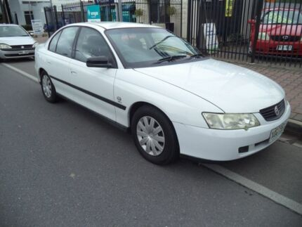 2002 Holden Commodore VY Executive White 4 Speed Automatic Sedan Somerton Park Holdfast Bay Preview
