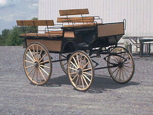 Carriages , wagon, sleighs , carts all new made to order! Belleville Belleville Area image 2