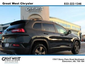 2017 Jeep Cherokee 75TH ANNIVERSARY EDITION**BLIND SPOT MONITOR*