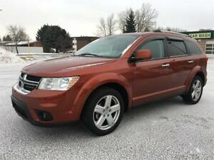 2012 Dodge Journey R/T 7 PASSANGER