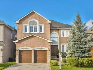 Detached house with 4+2 bdrm in Wilshire (Thornhill)