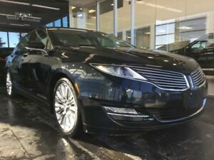 2014 Lincoln MKZ AWD, NAVI, HEATED / COOLED SEATS