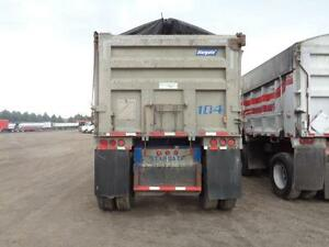 2007 STARGATE 44'FT ALUMINUM 4 AXLE SPIFF END DUMP Kitchener / Waterloo Kitchener Area image 5