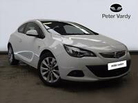 2016 VAUXHALL GTC DIESEL COUPE
