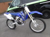 YAMAHA YZF 450 2009 BRAND NEW MX MOTOCROSS OFFROAD BIKE @ RPM OFFROAD