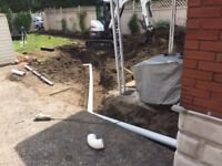 excavation,drainage,lift and relay driveways,